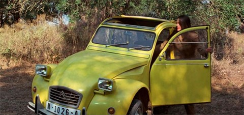 Citroen 2CV, For Your Eyes Only