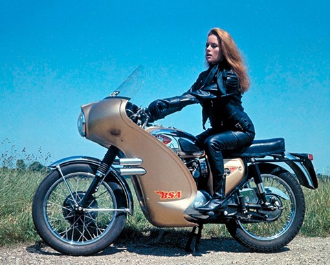 BSA Lightning, Thunderball