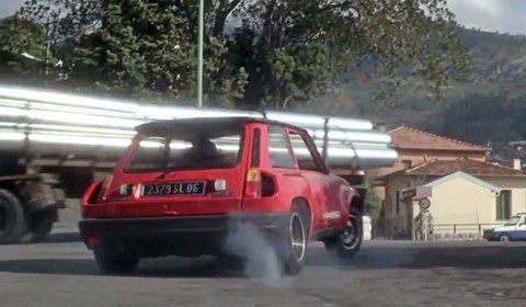 Renault 5 Turbo, Never Say Never Again