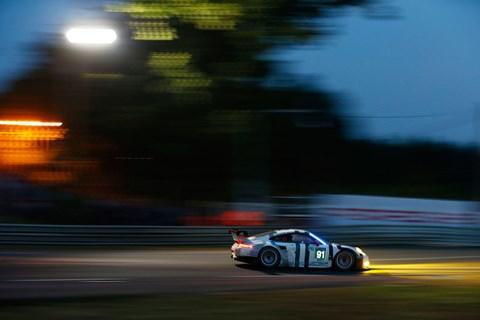 Porsche 911 RSR (91), Porsche Team Manthey: Richard Lietz, Michael Christensen, Joerg Bergmeister