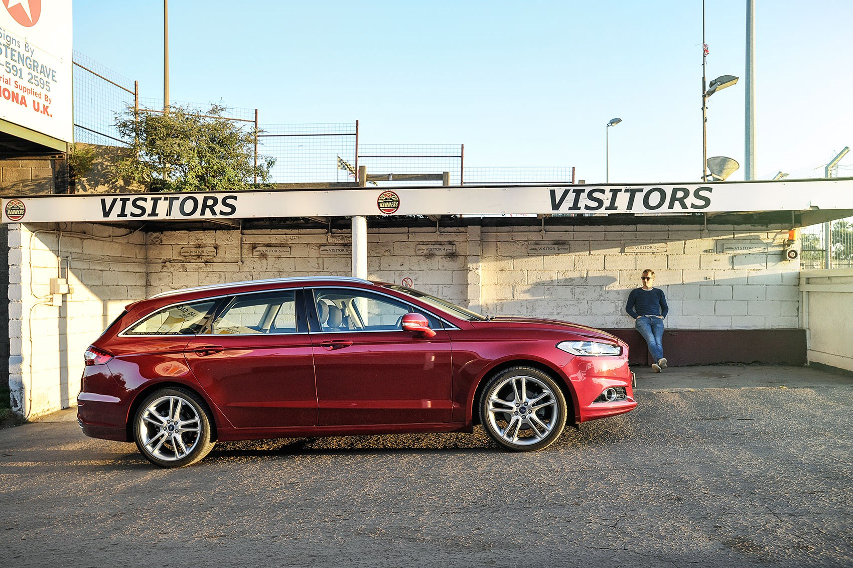 Ford Mondeo Estate 2 0 Tdci Titanium 2016 Long Term Test