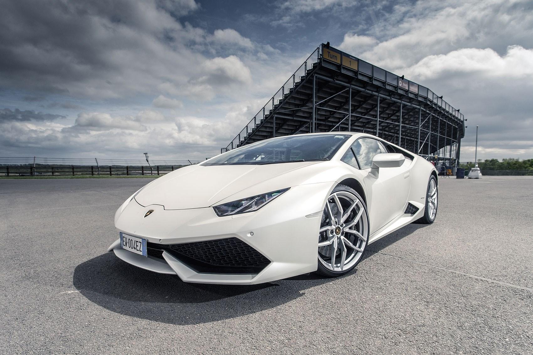 The Car Magazine Long Term Lamborghini Huracan Lp610 4