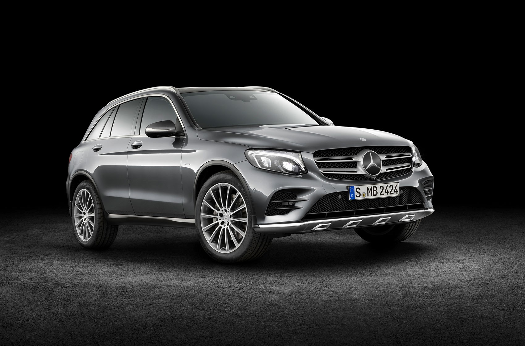 Attractive The New 2015 Mercedes Benz GLC