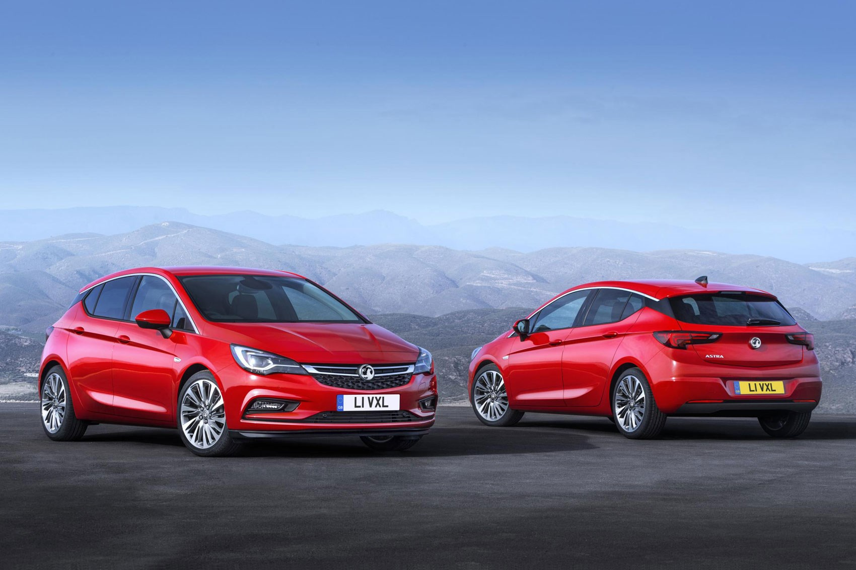 2015 Vauxhall Astra To Start From GBP15k By CAR Magazine