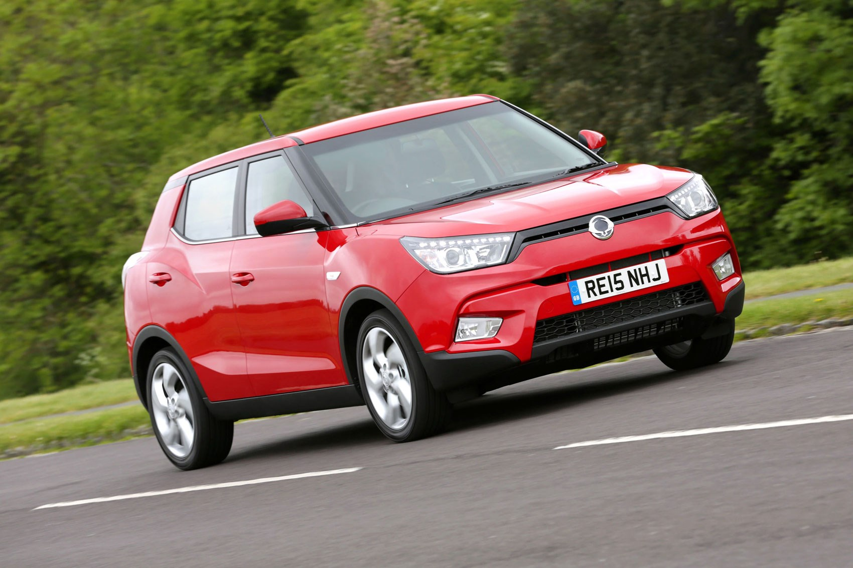 Ssangyong Tivoli 2015 Review on used kia