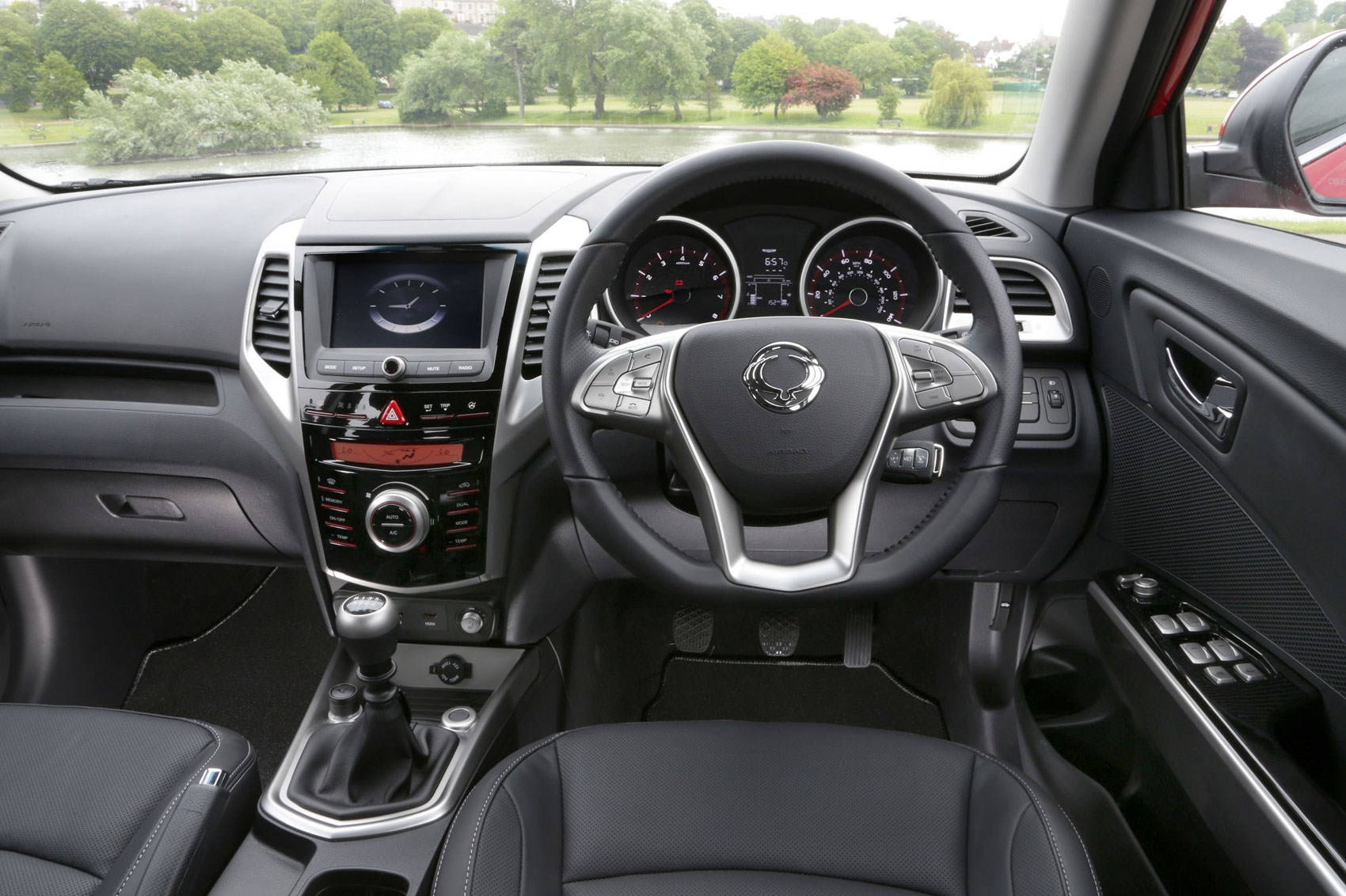 Ssangyong Tivoli (2015) review by CAR Magazine
