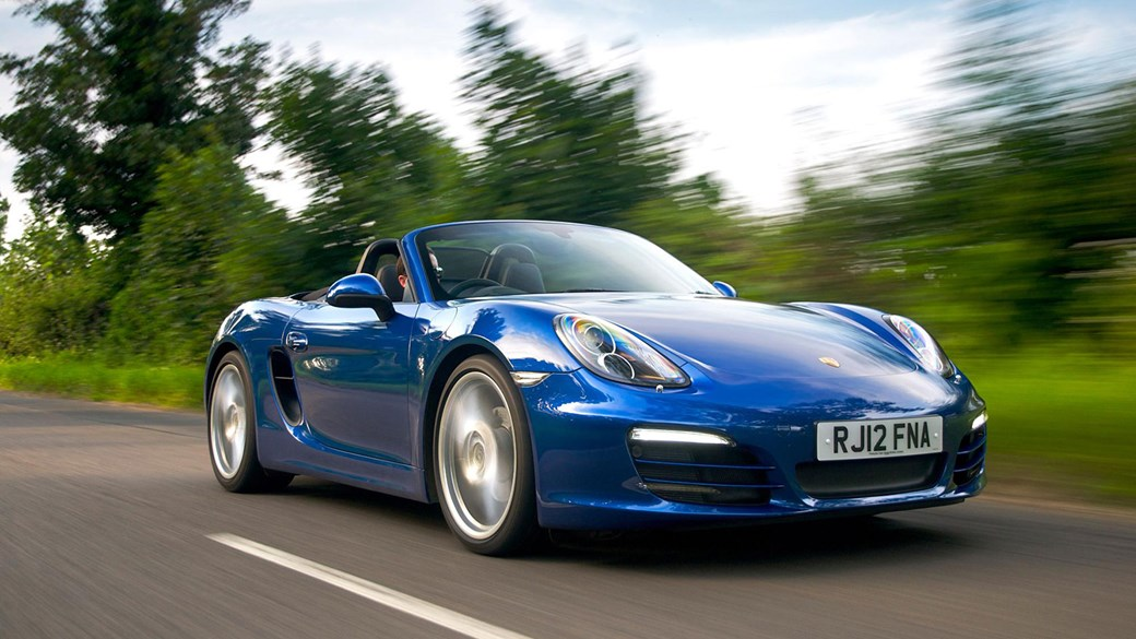 Porsche Boxster 2 7 Manual 2015 Review Car Magazine