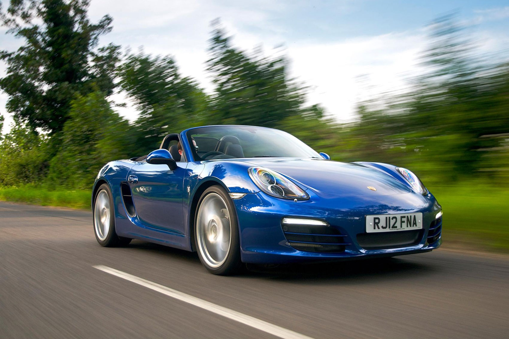 Porsche Boxster: UK review of 2.7 manual ...