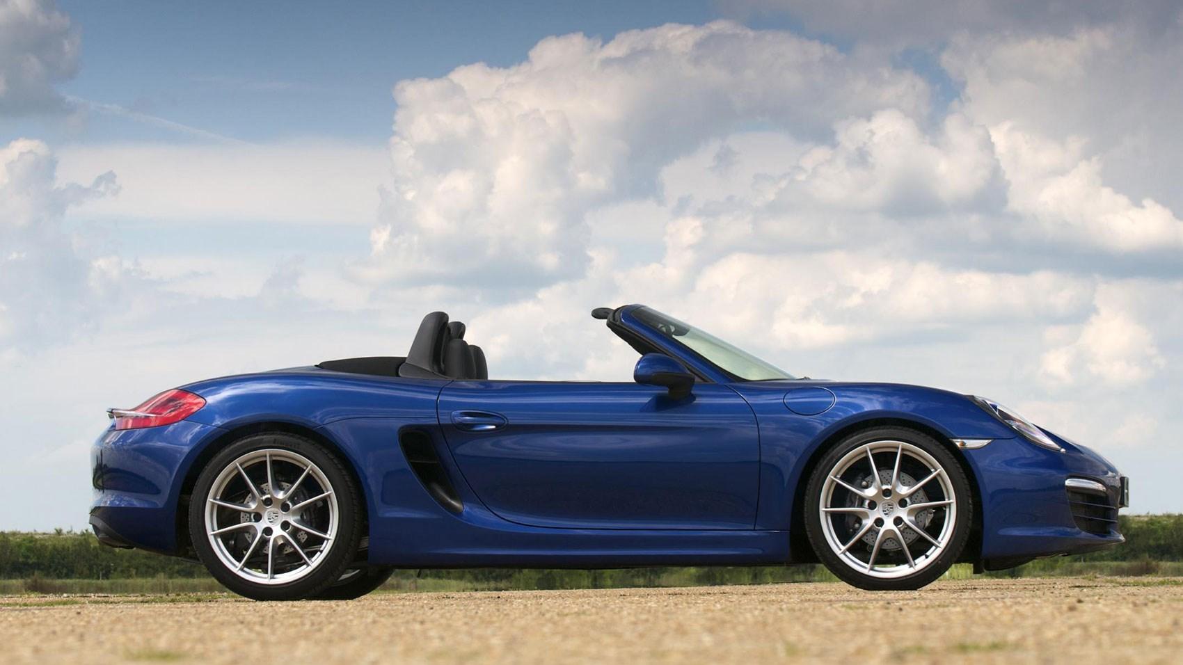 Porsche Boxster For Sale >> Porsche Boxster 2.7 manual (2015) review | CAR Magazine