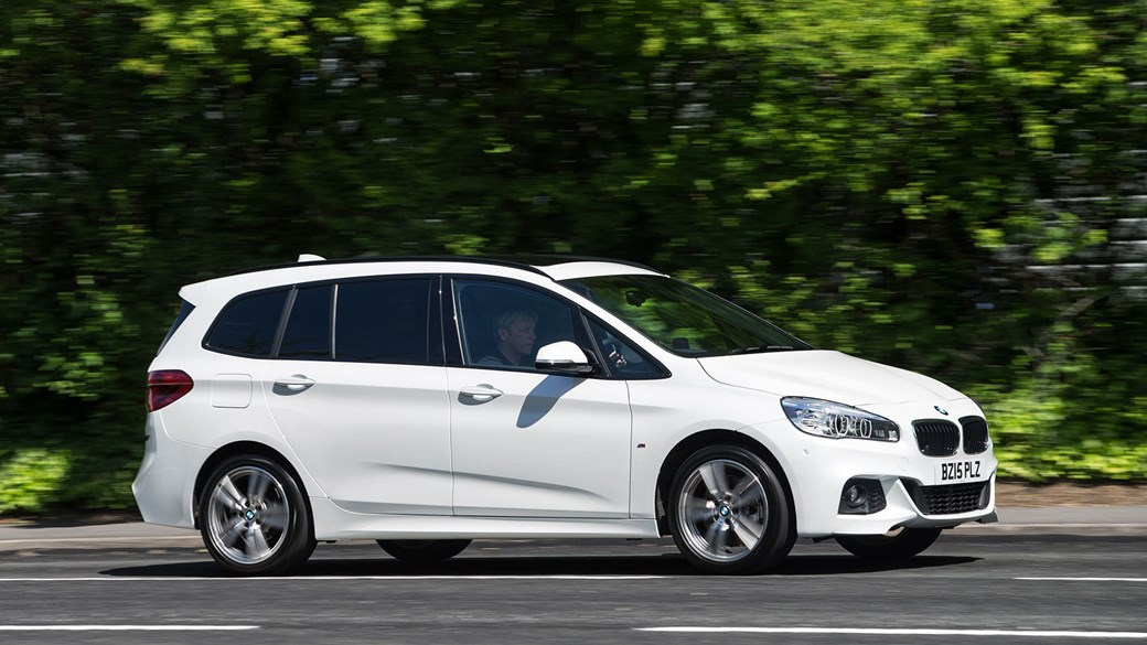 bmw 2-series gran tourer 220d xdrive m sport (2015) reviewcar