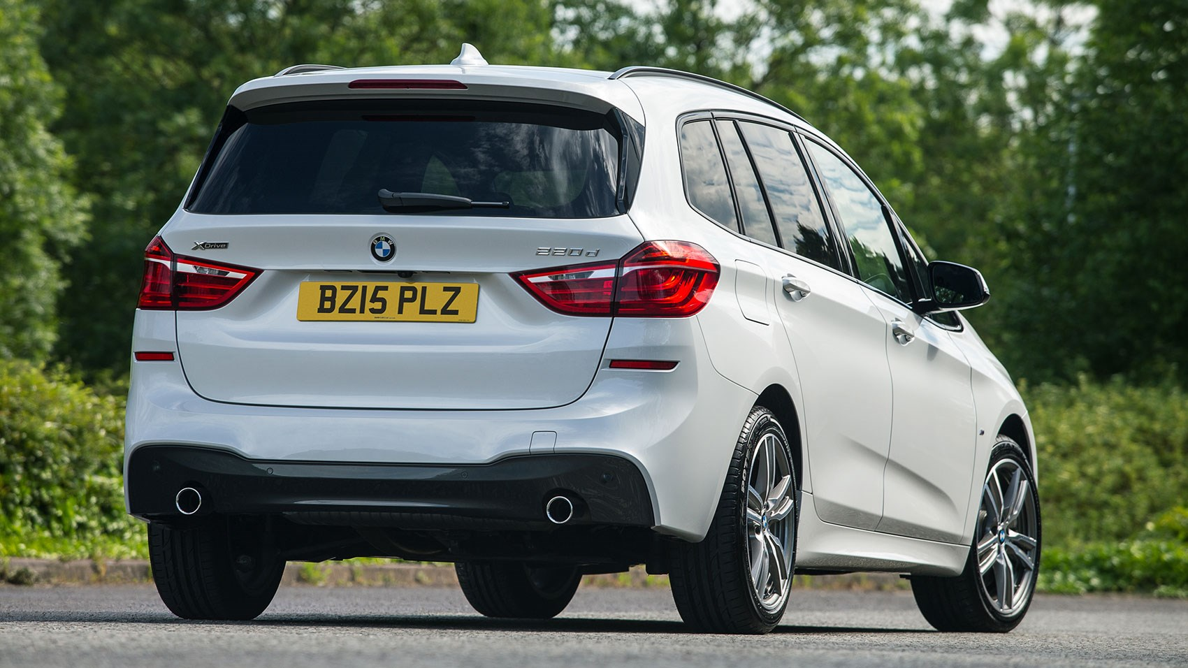 TEST DRIVE: 2016 BMW 216d Active Tourer