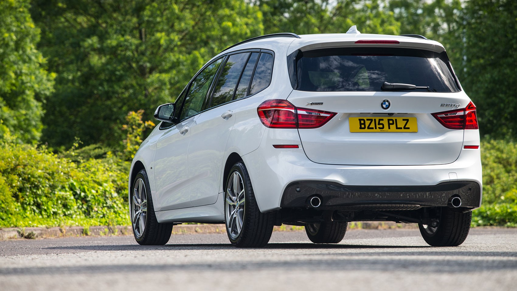Bmw 220i gran tourer m sport package 2015 wallpapers and hd images -  The 2 Series Gran Tourer Is Actually Slightly Shorter Than A 3 Series Touring