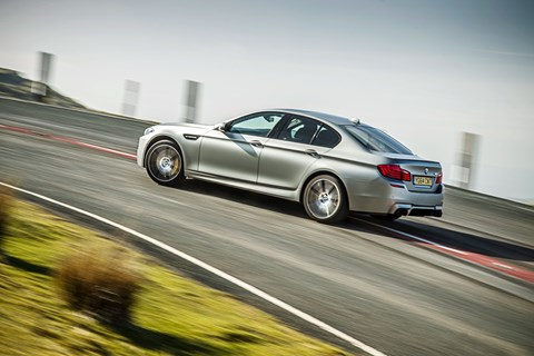 BMW M5 30 Jahre Edition: three decades of going flat-out