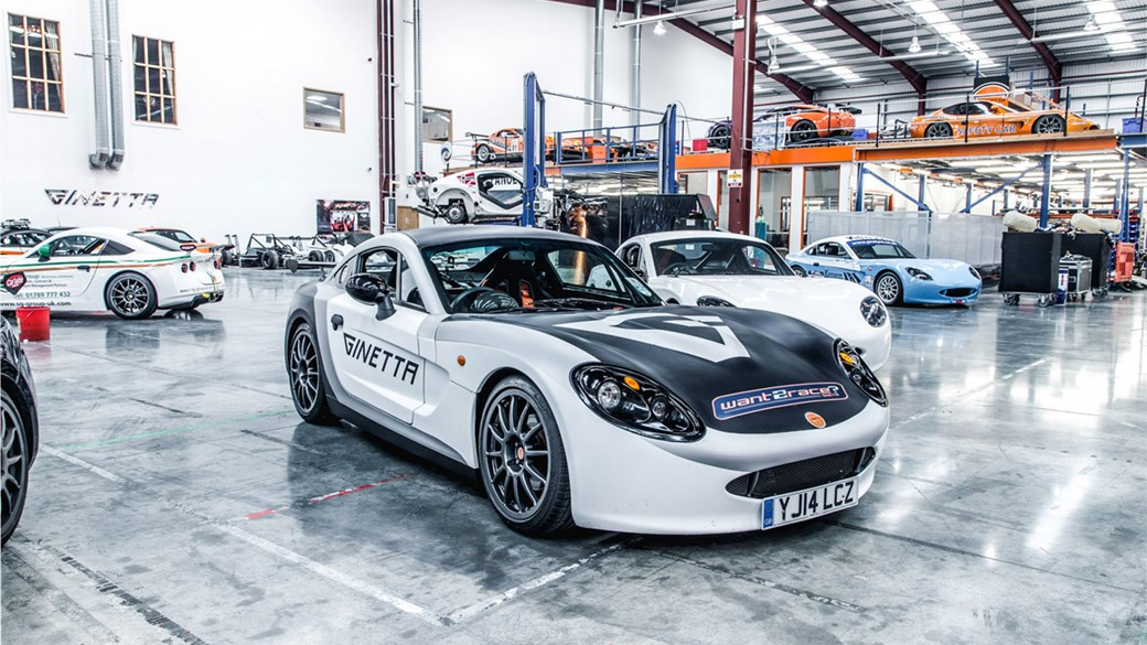 Ginetta G40 GRDC (2016) long-term test review by CAR Magazine
