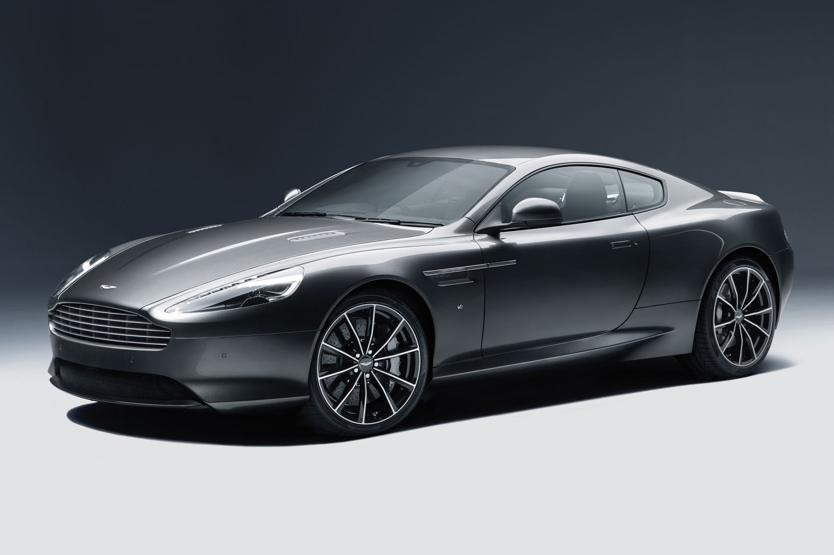Aston Martin DB9 GT 2015 a 540bhp final fling for the DB9 by