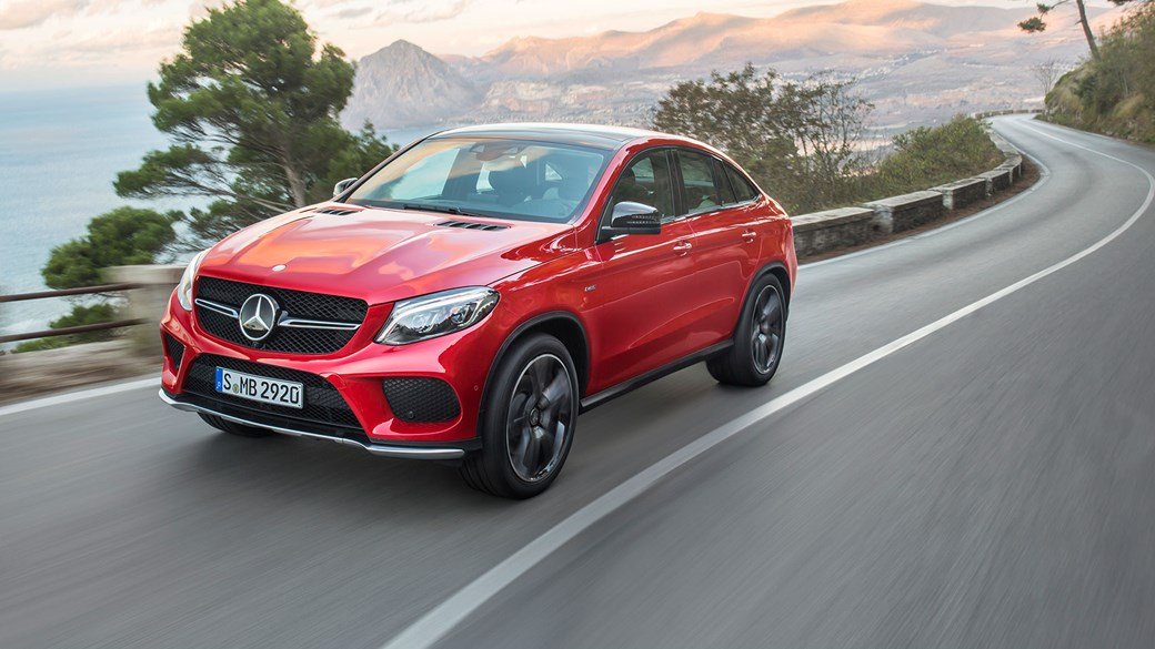 Mercedes Gle450 Amg Coupe 2016 Review