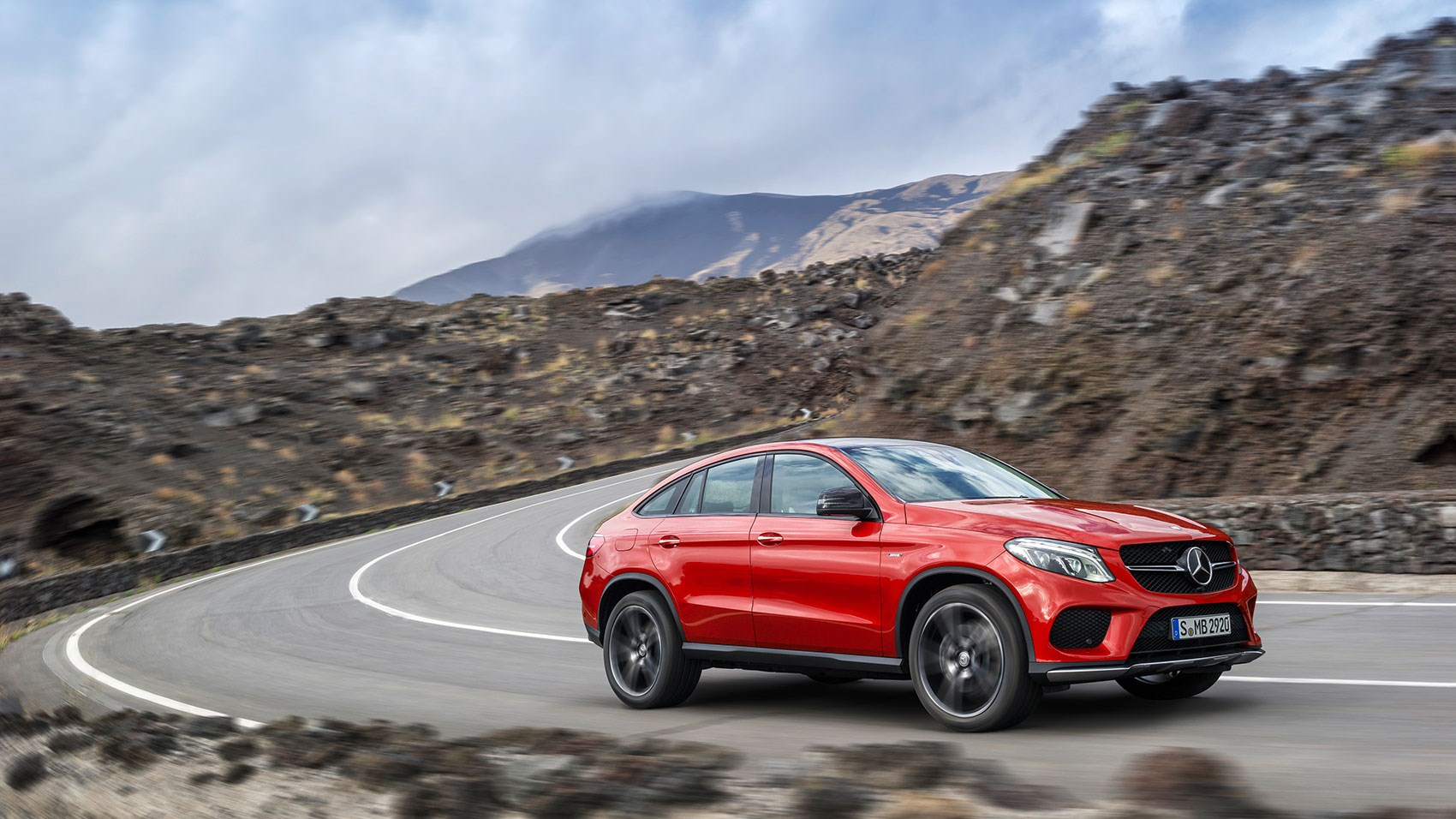 mercedes gle450 amg coupe (2016) reviewcar magazine
