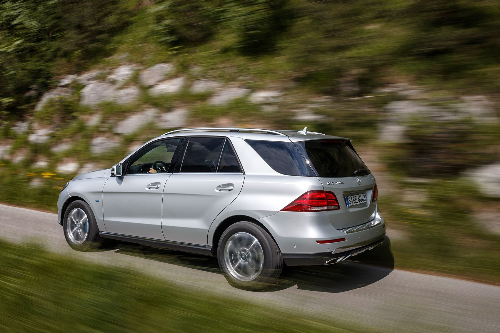 Meet the Mercedes GLE - the new and improved Mercedes ML . ...