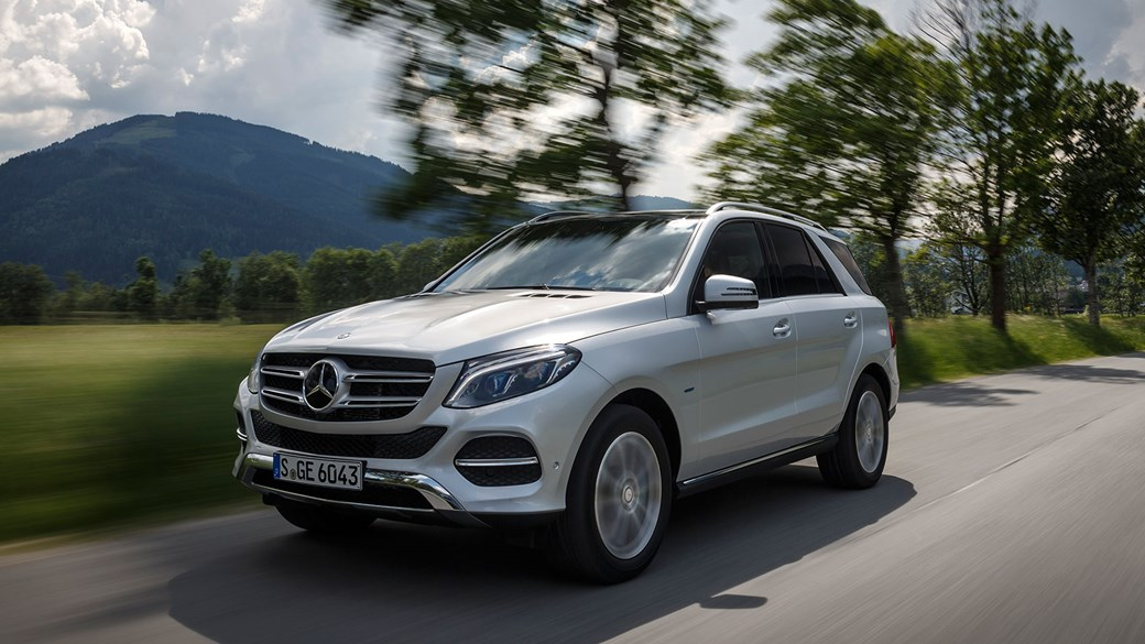 Mercedes Gle500e Plug In Hybrid 2017 Review