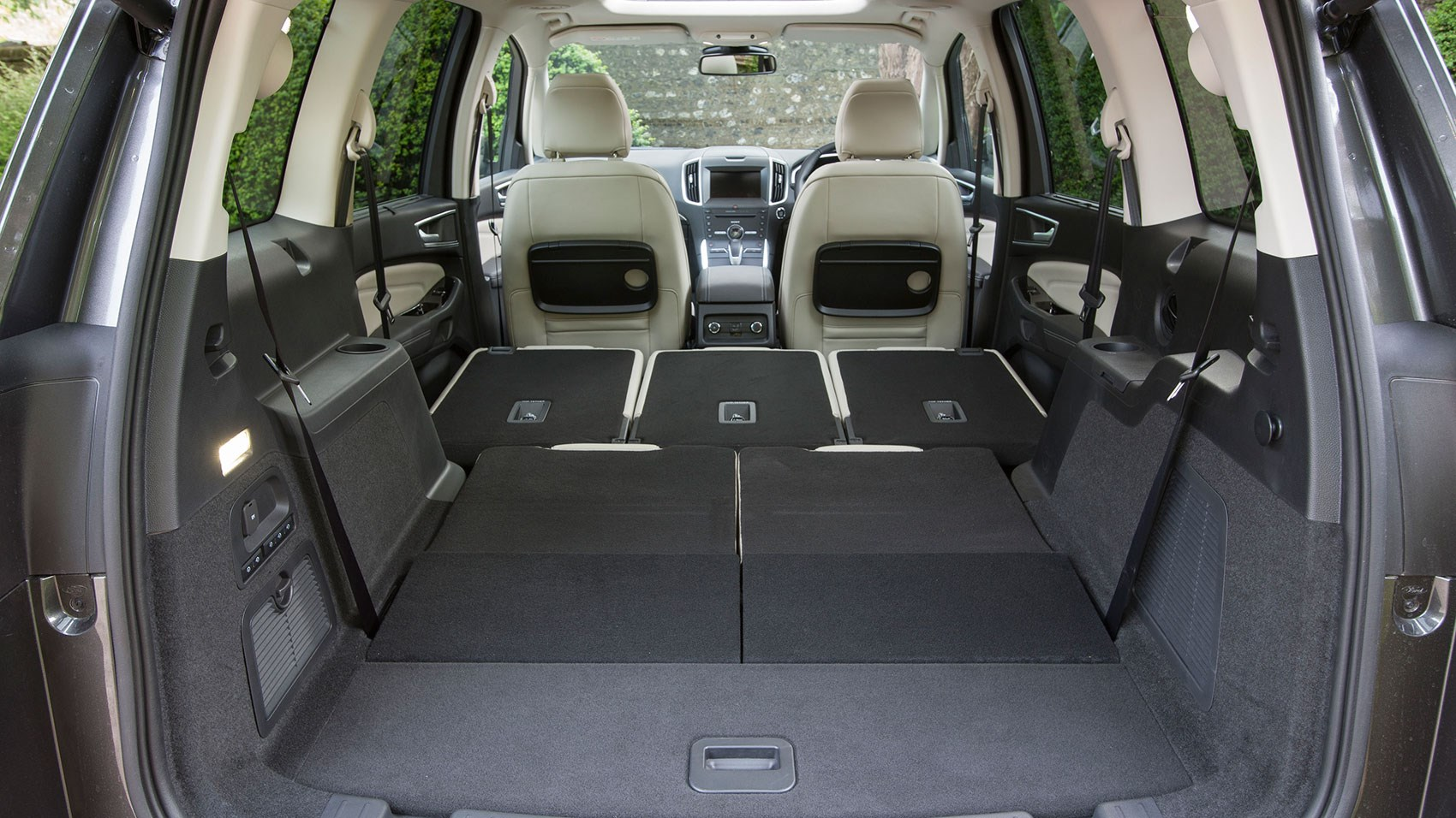 ford galaxy yep you ll get the whole family clobber in the galaxy s boot