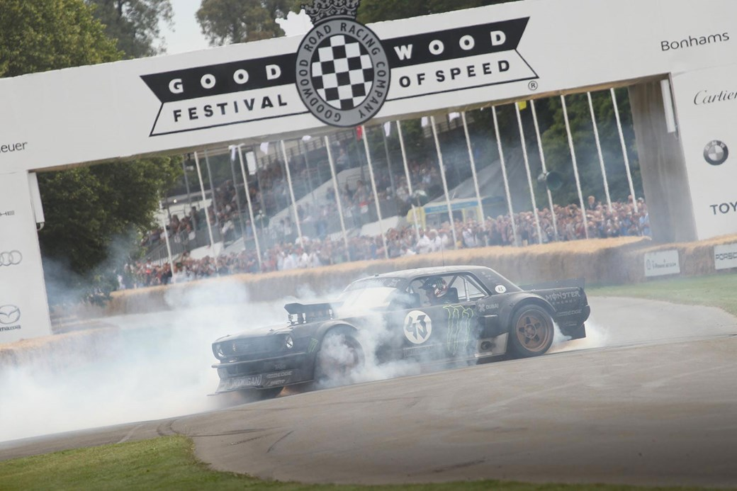Goodwood Festival of Speed 2015 in pictures a photo special by