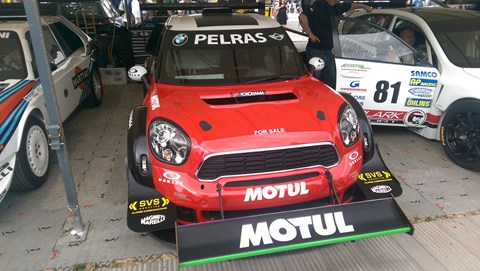 The Pikes Peak Mini
