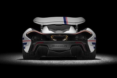 The lucrative McLaren P1 range-topper