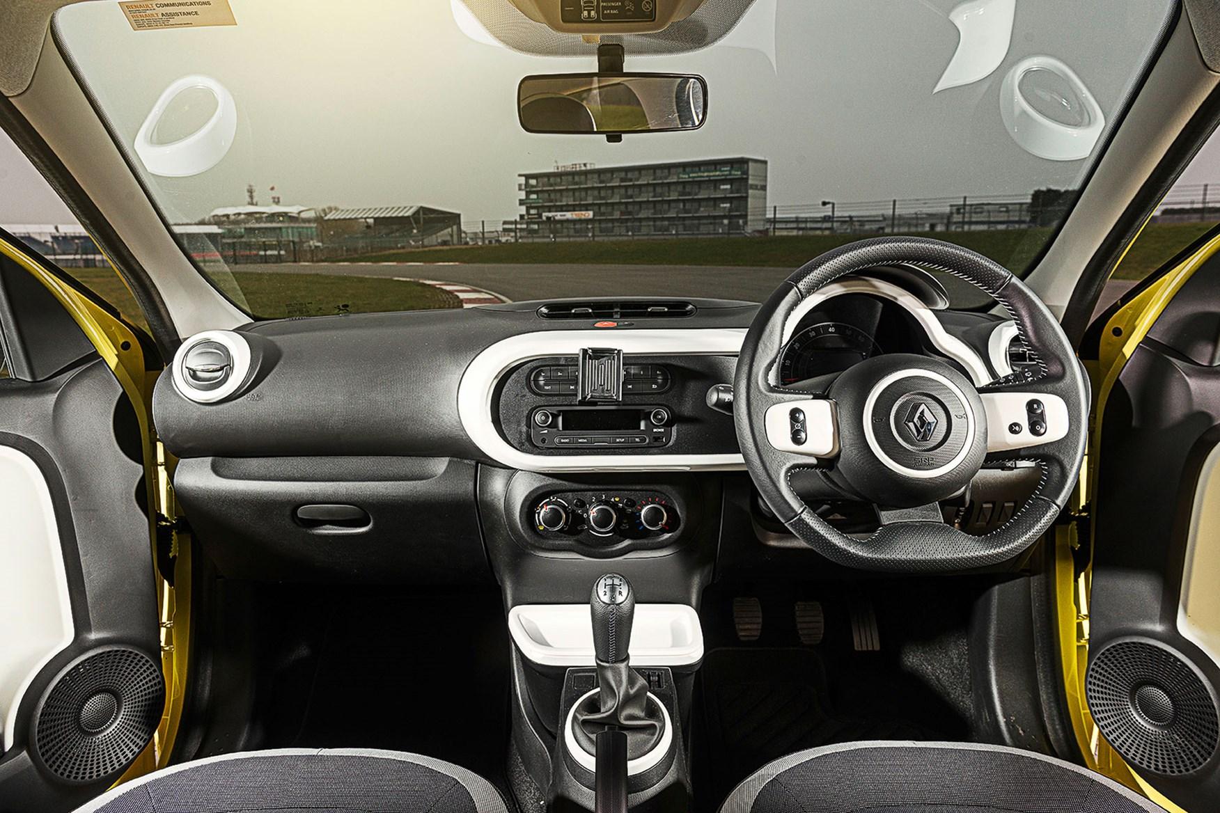 2015 Renault Twingo Interior - YouTube