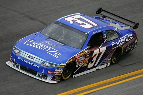 NASCAR ExtenZe sponsorship
