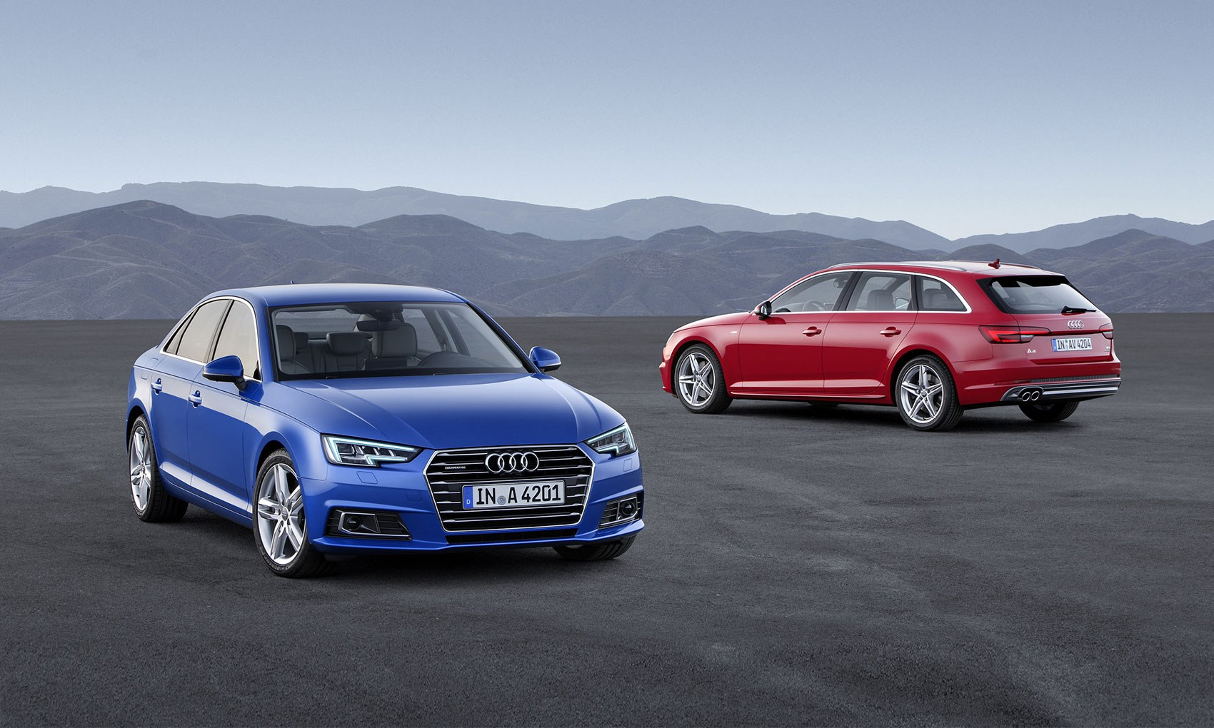 2016 Audi A4 Starts From 25 900 Pricing And Specs Announced