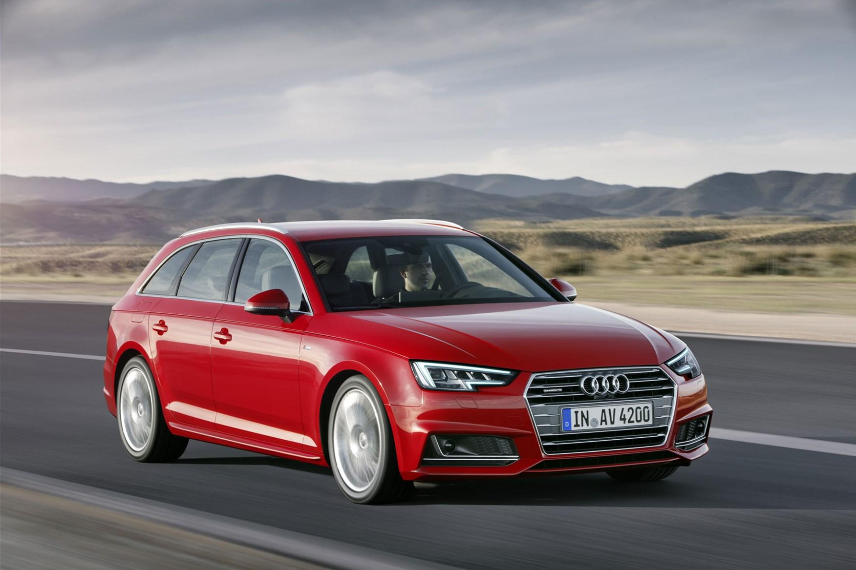 Audi A6 Avant  Auto Express