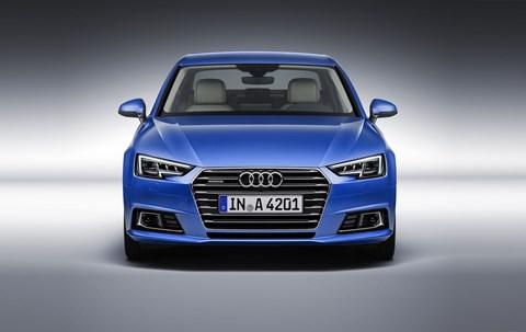 Is it an A3? Is it an A5? Nope, this is the new 2016 Audi A4