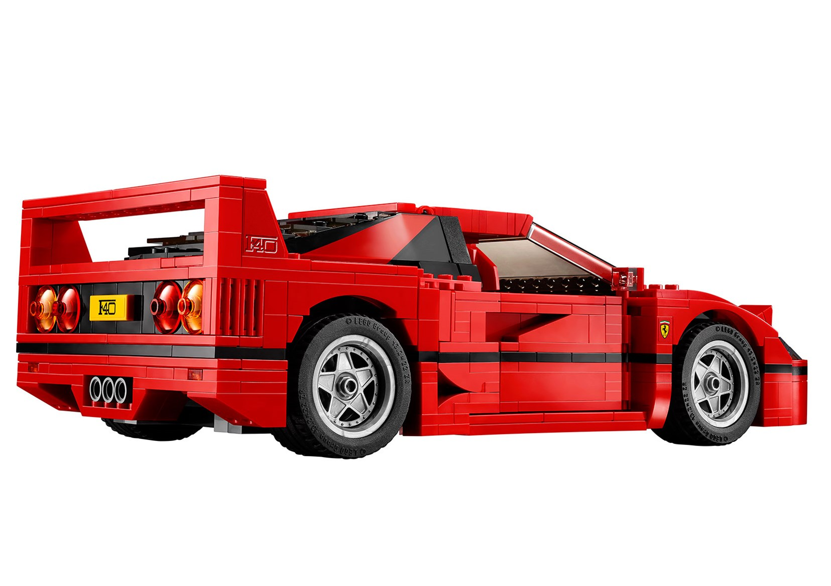 Lego Technic Old Red Car