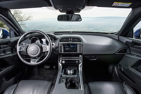 Jaguar arrives in 2015 at last with InControl Touch infotainment system on superb 8in screen
