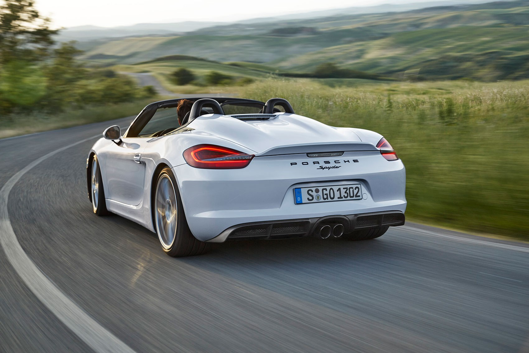 porsche boxster spyder 2015 review by car magazine. Black Bedroom Furniture Sets. Home Design Ideas