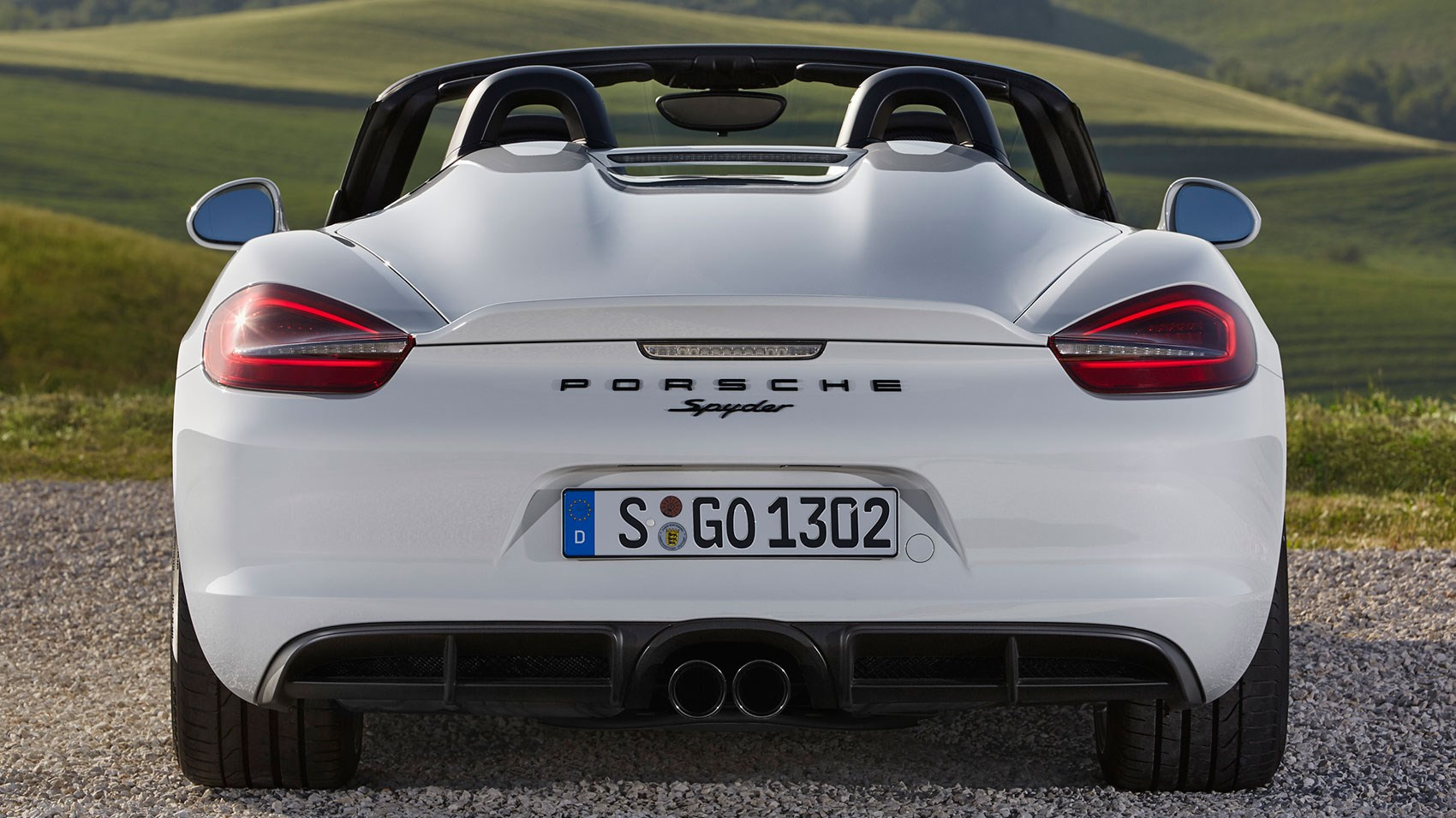 Porsche Boxster Spyder 2015 Review Car Magazine