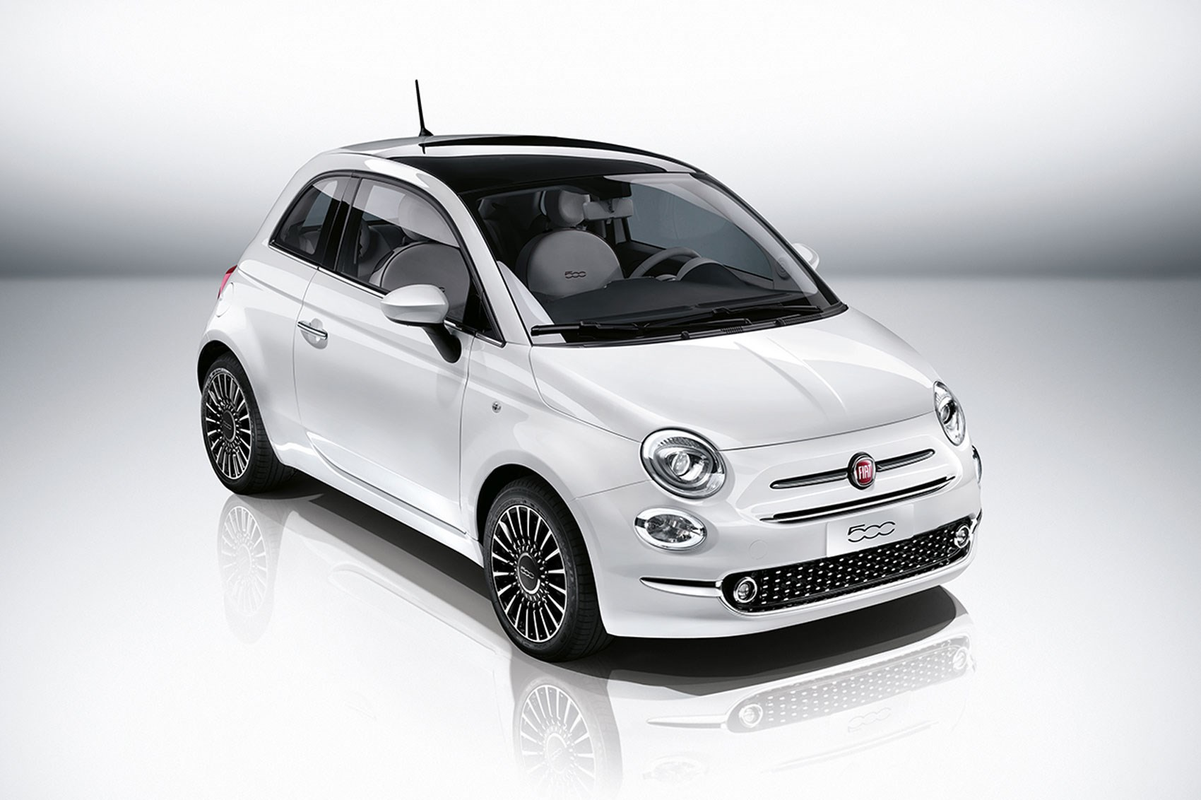 fiat 500 2016 facelift revealed first official pics of 500 s new look by car magazine. Black Bedroom Furniture Sets. Home Design Ideas