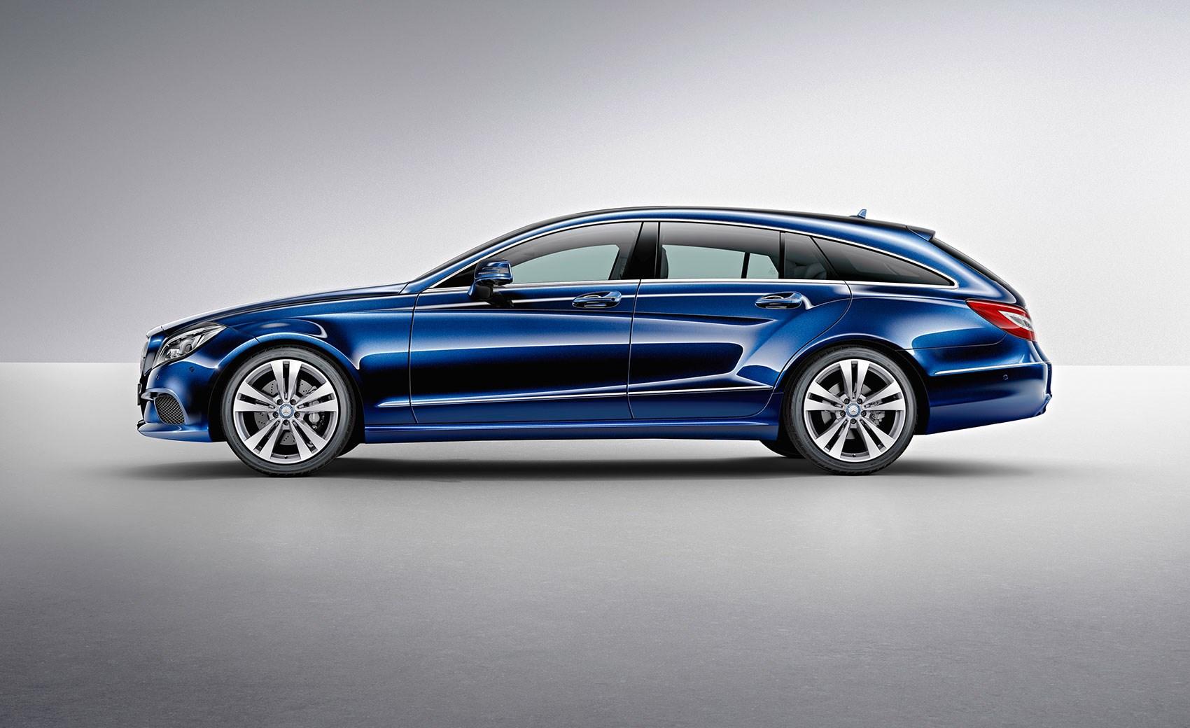 MercedesBenz kills the Shooting Brake for 2018 Mk3 CLS by CAR