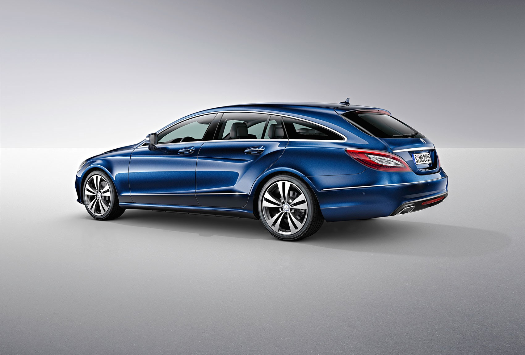 Mercedes benz kills the shooting brake for 2018 mk3 cls by for Mercedes benz station wagon 2018