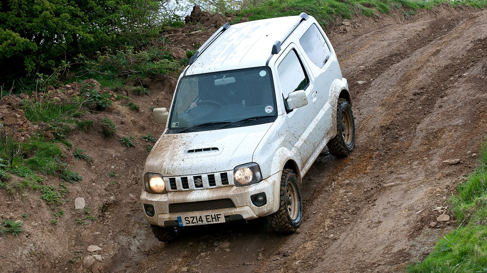 Suzuki Jimny Off Roa