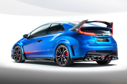 Honda Civic Type R: showing how Honda can stand out from the hot hatch crowd