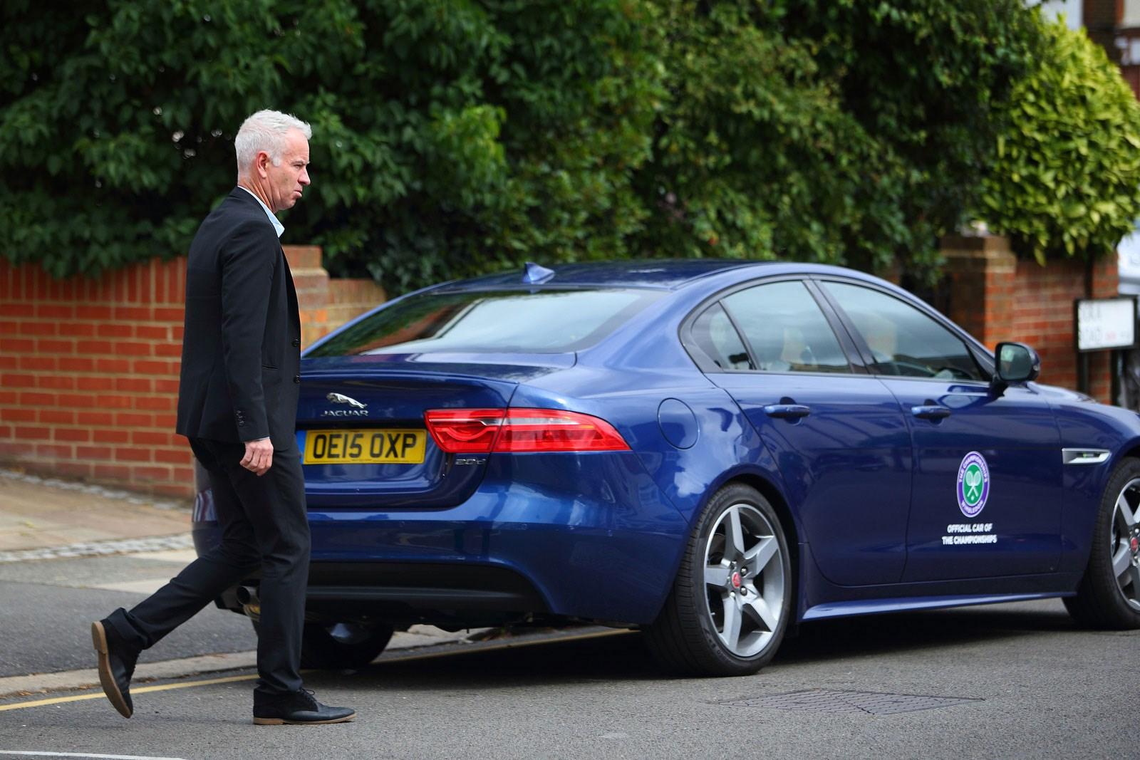 Tennis Ace John Mcenroe S Surprise Turn As A Jaguar Xe