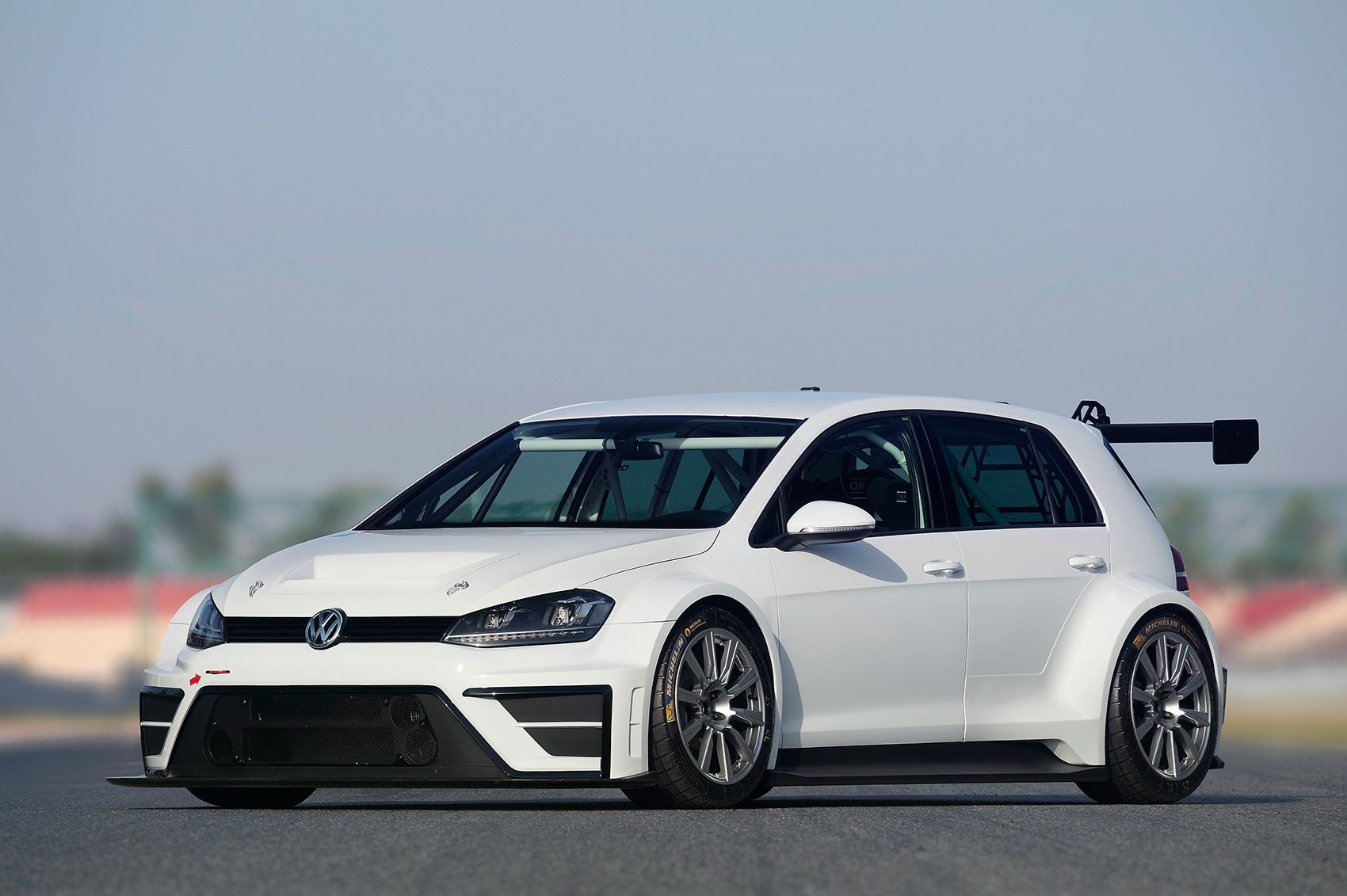 Vw Dabbles In Touring Cars With New 2015 Golf Racer By Car