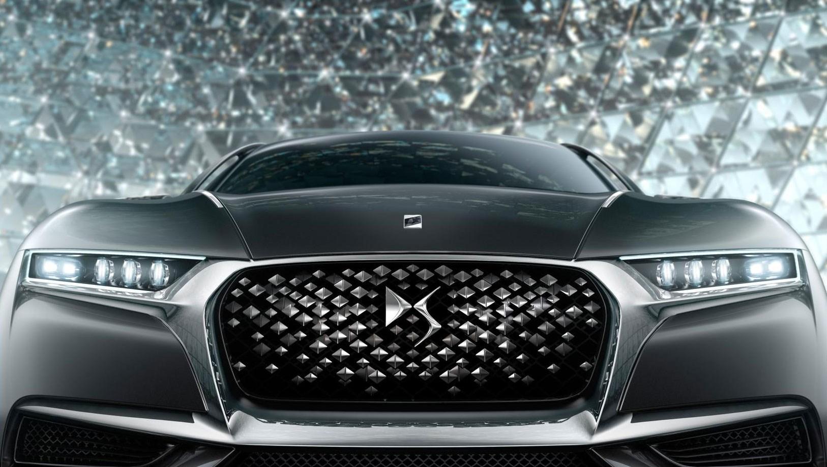 citroen 39 plotting new ds8 range topper for 2018 39 car. Black Bedroom Furniture Sets. Home Design Ideas