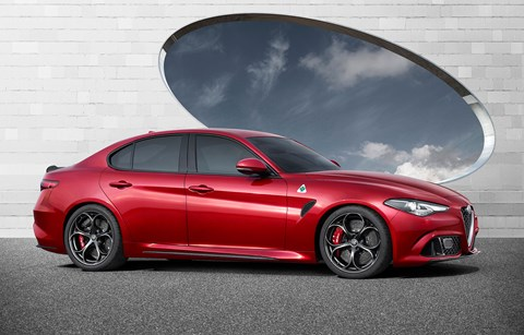 The new Alfa Romeo Giulia: still want that 3-series?