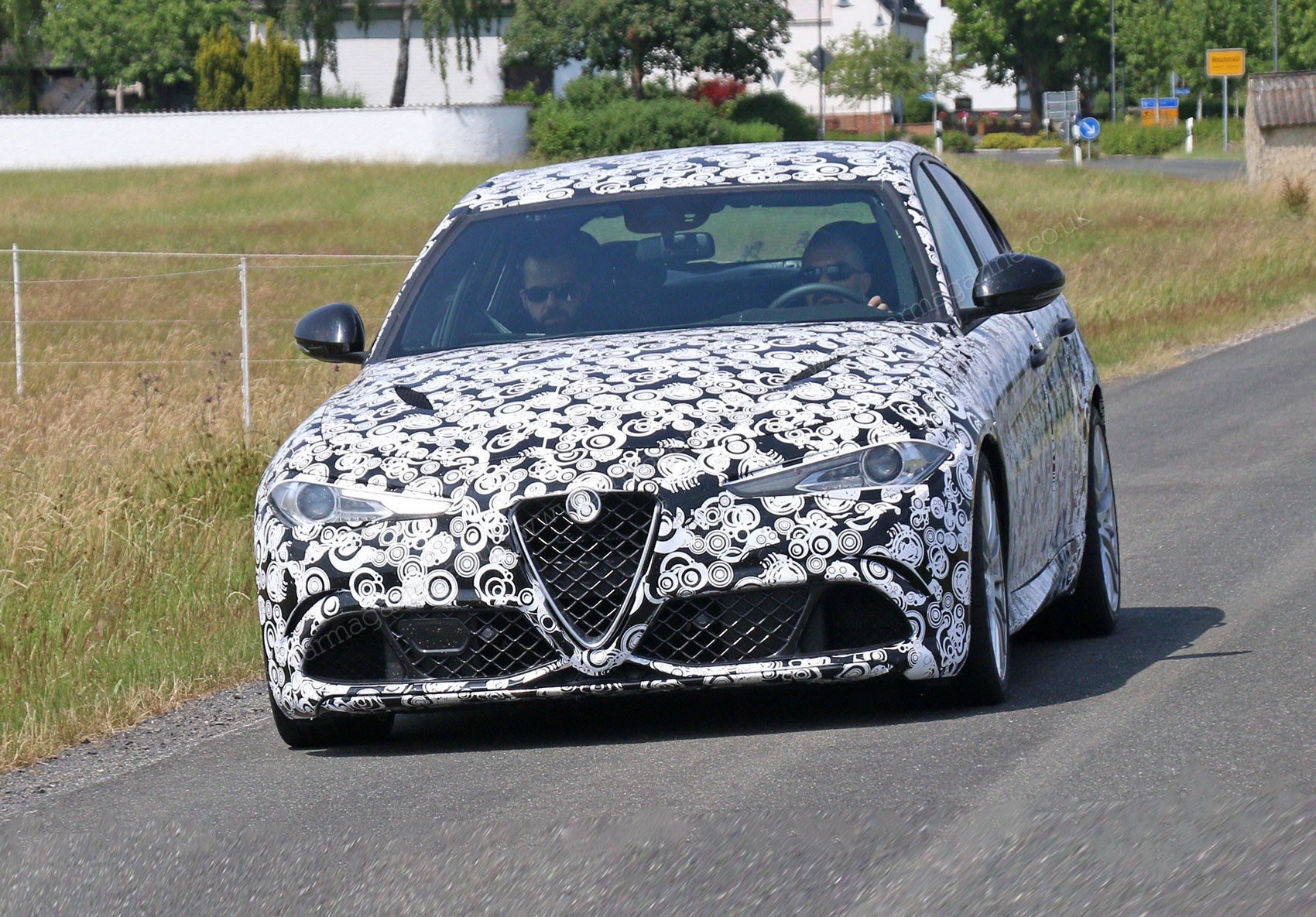 seven surprises on new alfa romeo giulia revealed by chief engineer