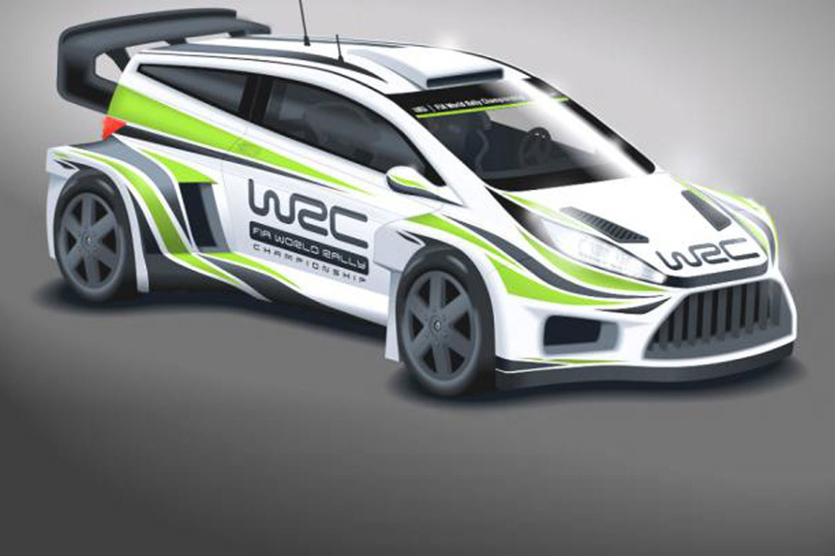 Wild new look for WRC cars in 2017 by CAR Magazine