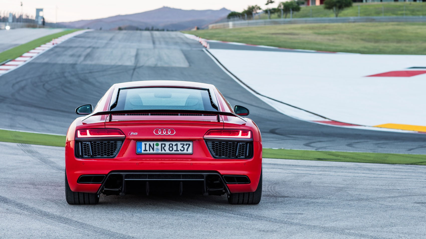 Audi R V Plus Review CAR Magazine - Audi r8 top speed