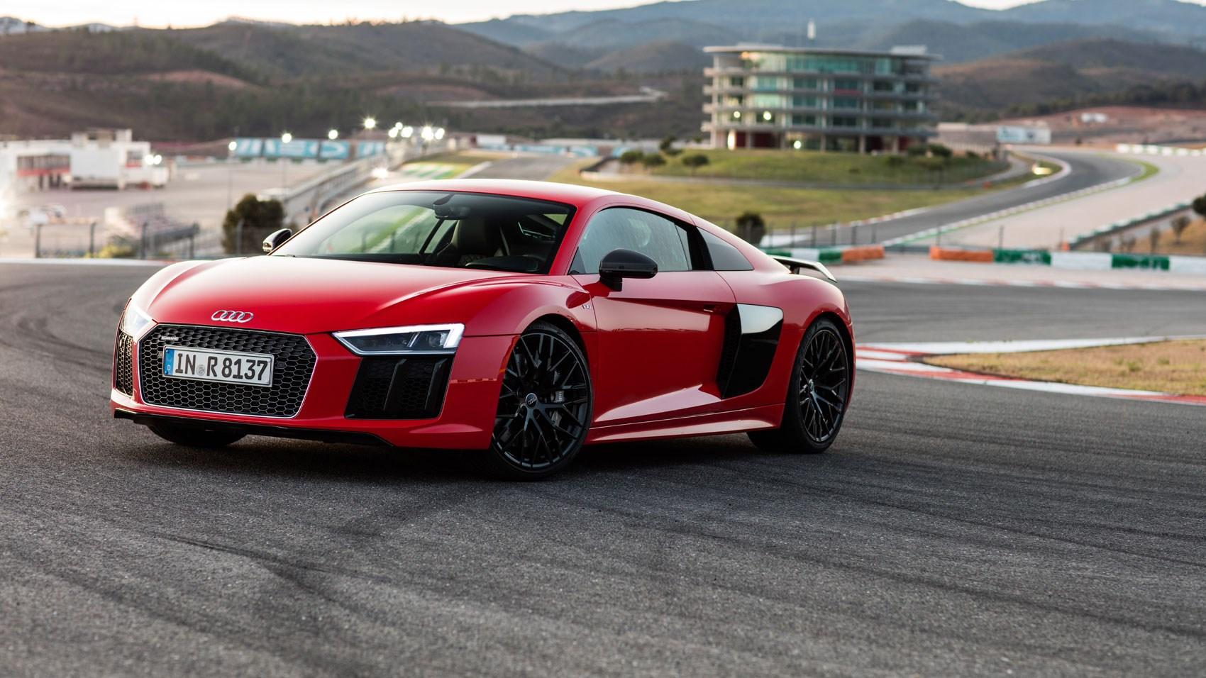 Audi R8 V10 Plus (2015) review | CAR Magazine