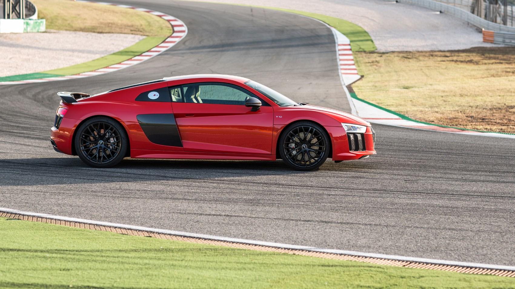 Audi R8 V10 Plus (2015) review   CAR Magazine